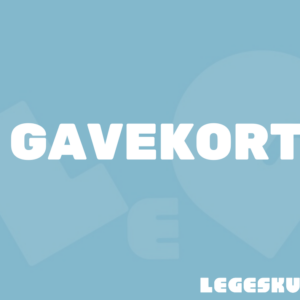 Gavekort Legeskum