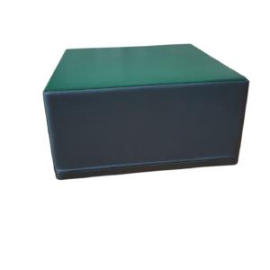 Cube M Dark green Graphite grey