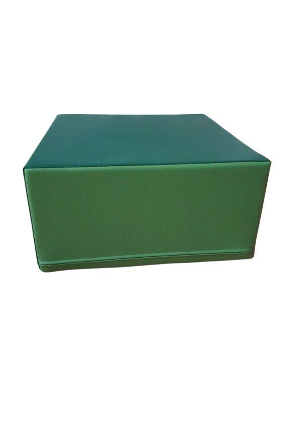 Cube M Dusty green Dark green